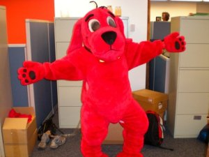 clifford red dog