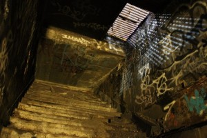 subway tunnel 1