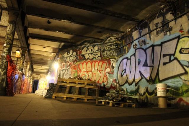 subway tunnel 2