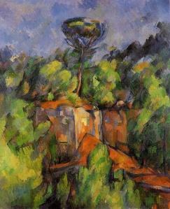 Cezanne quarry