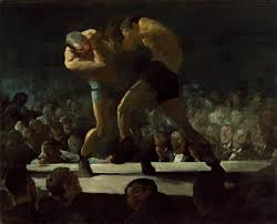 fight george bellows