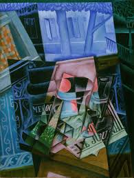 Juan Gris Still Life before