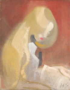 Helene_Schjerfbeck_-_Girl_with_Blonde_Hair