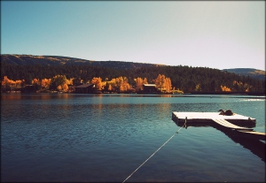 Eckert_Lake_The Hunting Cabin