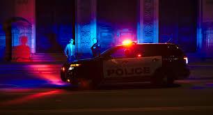 police car for poems