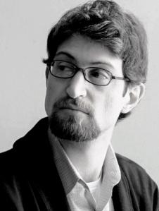 Elias Keller -- author photo - bw