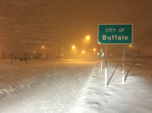 city of buffalo sign