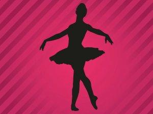 FreeVector-Ballerina-Vector-Silhouette