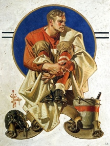 Leyendecker_Football