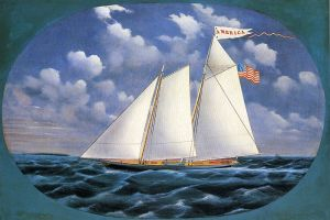 America_(schooner_yacht)_by_james Bard
