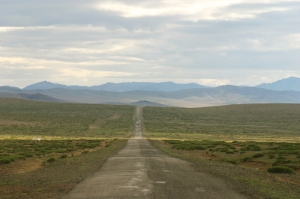 Road_Central_Mongolia Frederic Journoud
