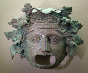 oresteia mask