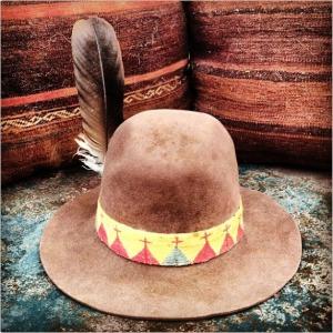 Navajo hat c o Bohemian Fortunes