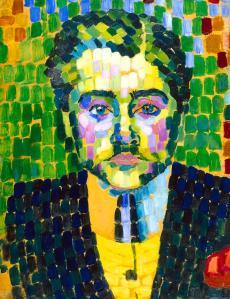 portrait-of-jean-metzinger-robert-delaunay 1906