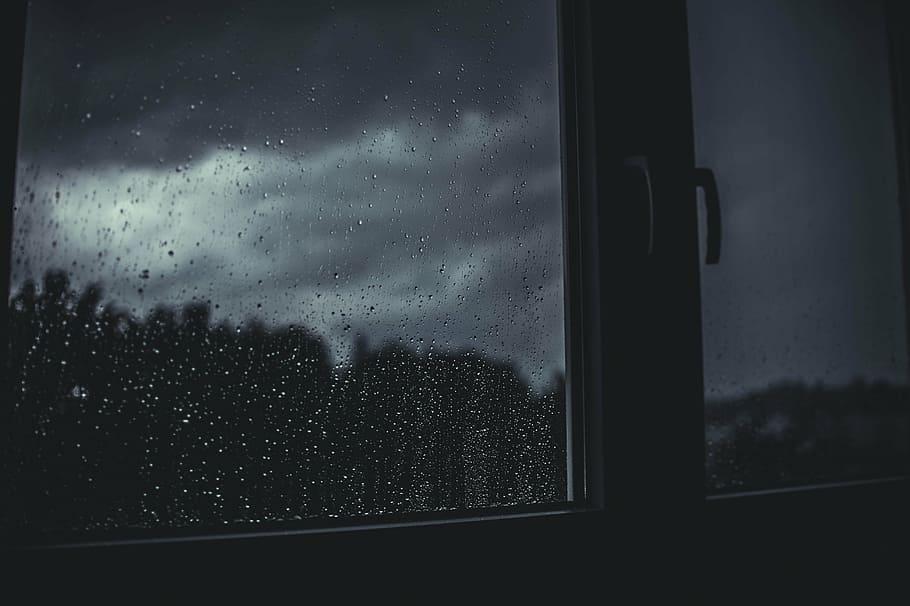 rain-water-window-dark